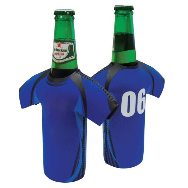 Neo Soccer Supporter Stubby Cooler - Promotional Products