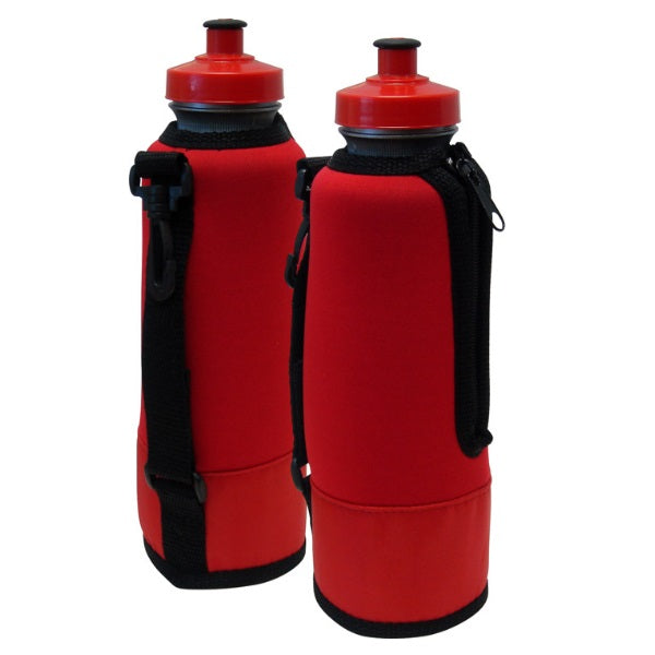Neo Bottle Cooler with Zipper - Promotional Products