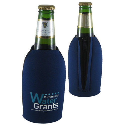 Neo Zip Bottle Cooler - Promotional Products