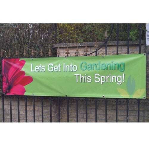 Outdoor Vinyl Banner - Promotional Products