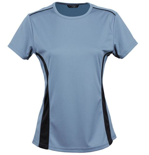 Outline Breathable Panel TShirt - Corporate Clothing