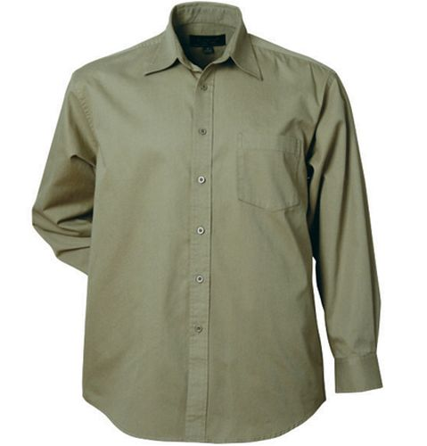 Outline Combed Cotton Business Shirt - Corporate Clothing