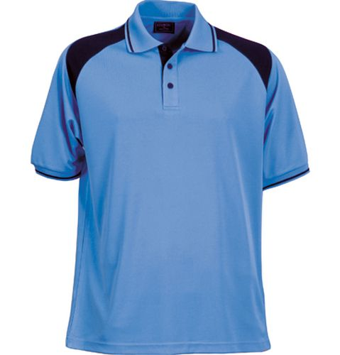 Outline Exercise Polo Shirt - Corporate Clothing