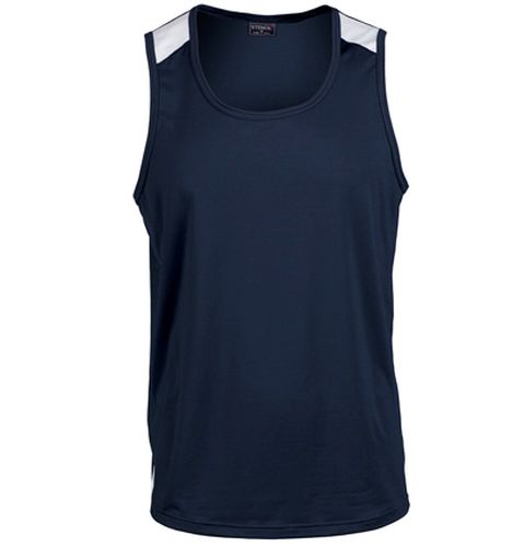Outline Stretch Sports Singlet