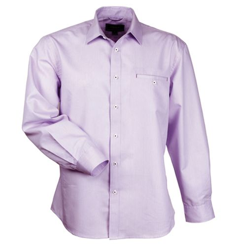 Outline Subtle Stripe Corporate Shirt - Corporate Clothing