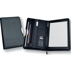 Avalon A4 Portfolio with Calculator - Promotional Products