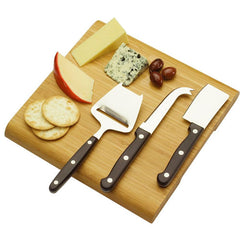 Avalon Cheese Board Set - Promotional Products
