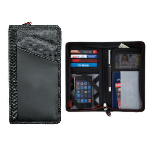 Avalon Premium Travel Wallet - Promotional Products