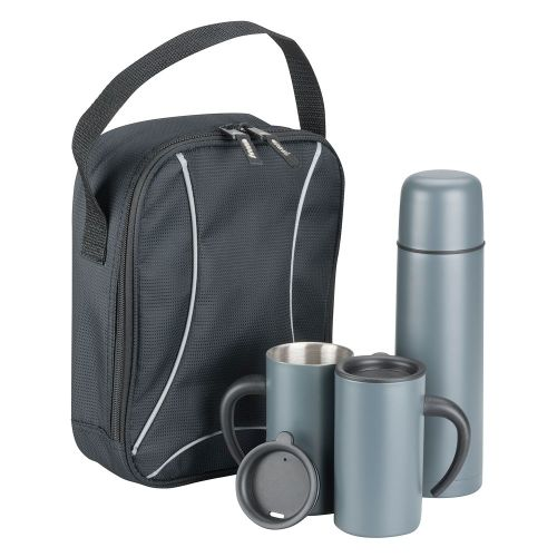 Avalon Insulated Flask & Mug Set - Promotional Products