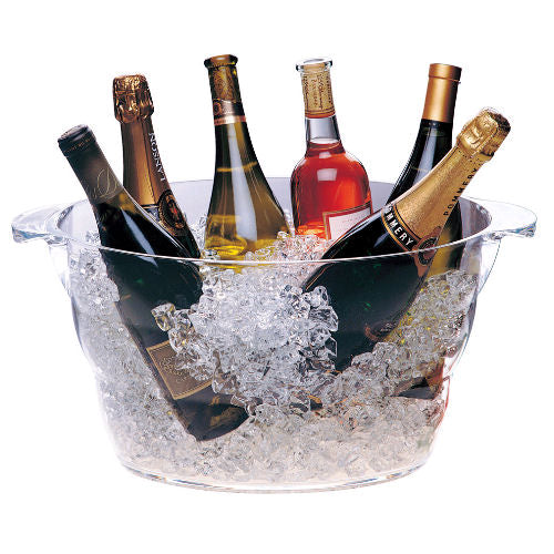 Avalon Large Acrylic Wine Tub - Promotional Products