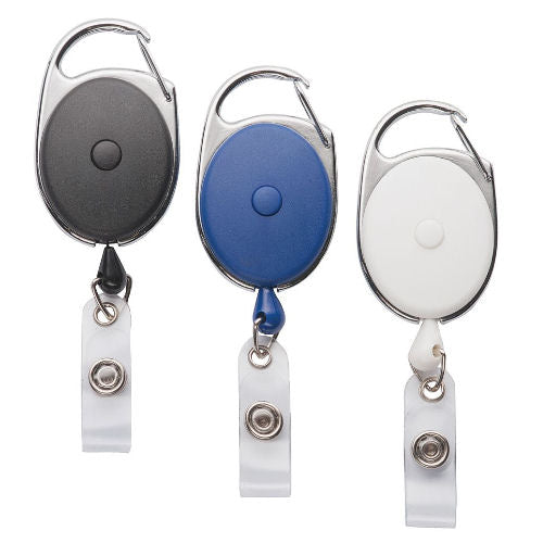 Avalon Press and Retract Badge Holder - Promotional Products