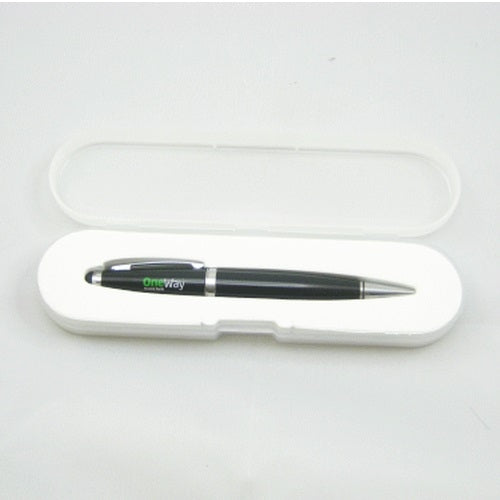 Metal USB Pen with Stylus - Promotional Products