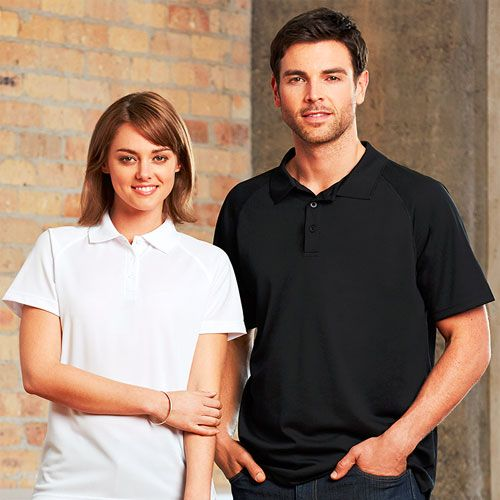 Phillip Bay Budget Polyester Polo Shirt