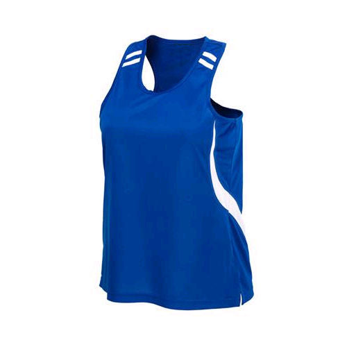Phillip Bay Contrast Sports Singlet - Corporate Clothing