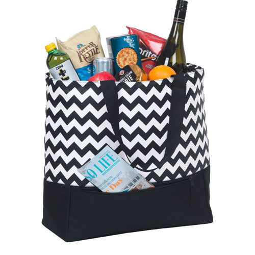 Phoenix Chevron Cooler Bag - Promotional Products