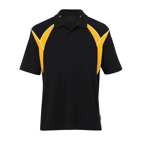 Phoenix Contrast Panel and Piping Polo Shirt - Corporate Clothing
