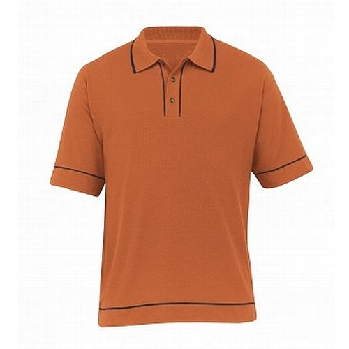 Phoenix Waffle Piping Polo Shirt - Corporate Clothing