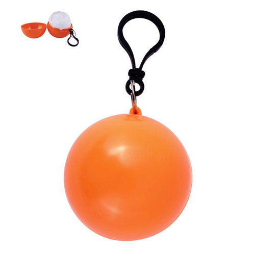 Bleep Disposable Poncho Ball - Promotional Products