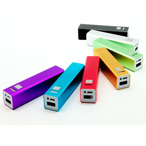 Coloured Power Bank - Promotional Products