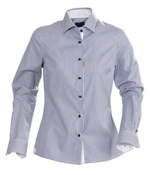 Premier Striped Business Shirt - Corporate Clothing