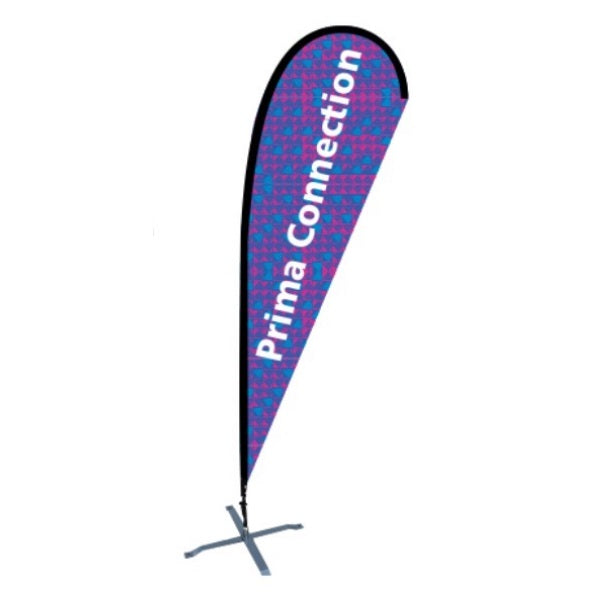 Prima Teardrop Banner - Promotional Products