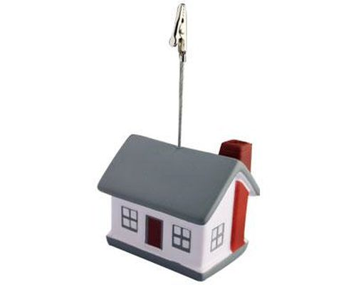 Promotional Stress House Note Holder - Promotional Products