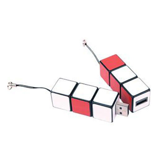 Puzzle Cube USB Flash Drive - Promotional Products