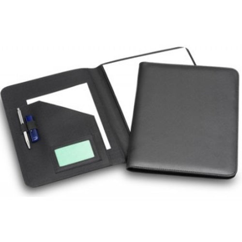 R&M A4 Leather Look Pad Cover - Promotional Products