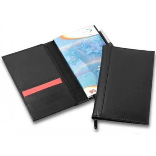 R&M Premium Leather Racebook Cover - Promotional Products