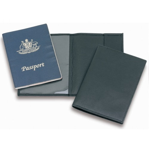 R&M Premium Passport Holder - Promotional Products