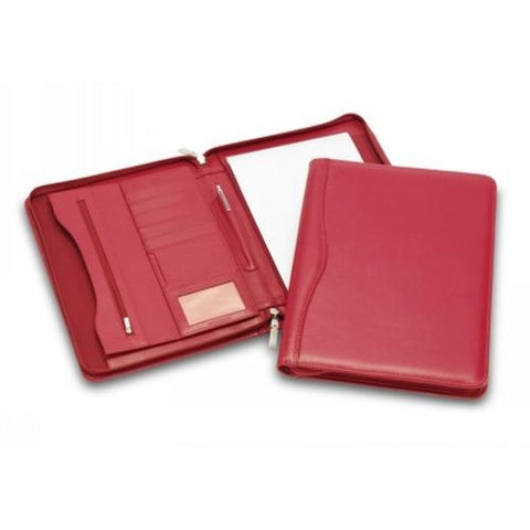 R&M Premium Leather Compendium - Promotional Products