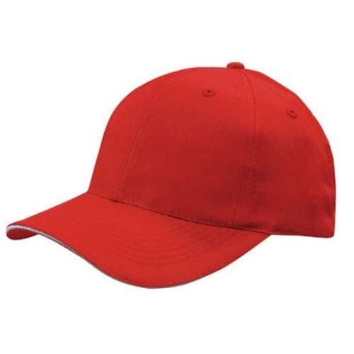 Generate Promo Cap with Trim - Promotional Products