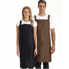 Reflections Cross Strap Apron - Corporate Clothing