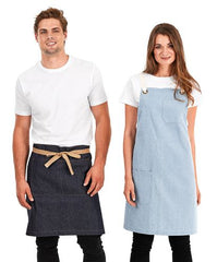 Reflections Denim Apron - Corporate Clothing