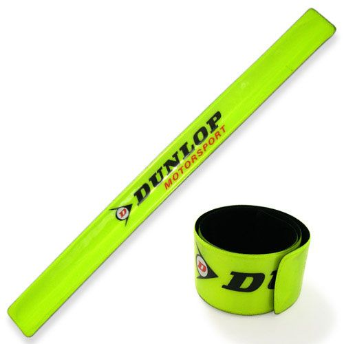 Reflective Slap Band - Promotional Products