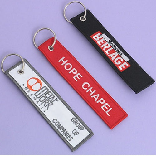 Remove Before Flight Keyring - Promotional Products