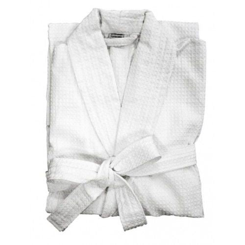 Resort Luxury Waffle Bathrobe - Promotional Products