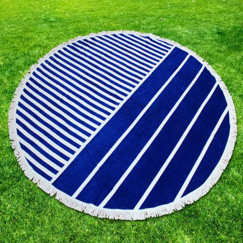 Resort Round Beach Towel - Promotional Products