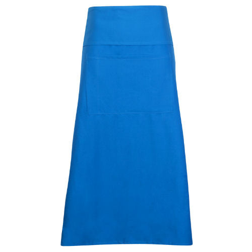 Retro Long Cotton Apron - Corporate Clothing