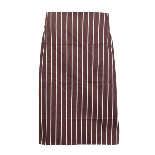 Retro Stripe Long Apron - Corporate Clothing