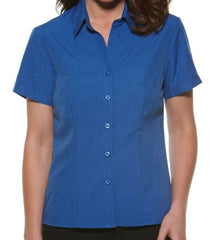 Health Care Ladies Short Sleeve Shirt - Corporate Clothing