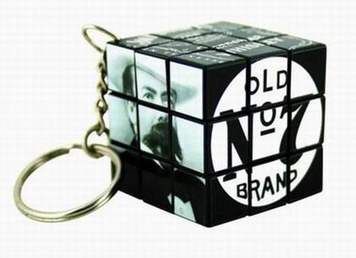 Rubiks Cube Keyring - Promotional Products