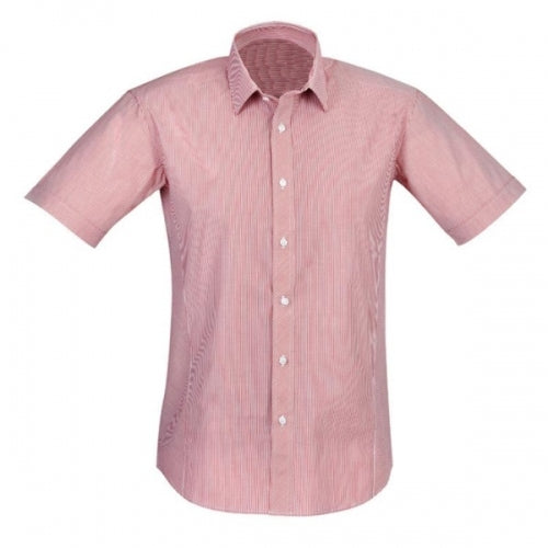 Phillip Bay Cotton Rich Stripe Button Up Shirt - Corporate Clothing