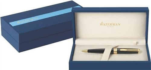 Waterman Stainless Steel Ballpoint - Promotional Products