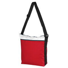 Sage Zippered Tote Bag - Promotional Products