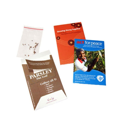 Seed Packets - Promotional Products
