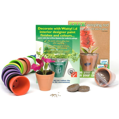 Seedpot - Promotional Products