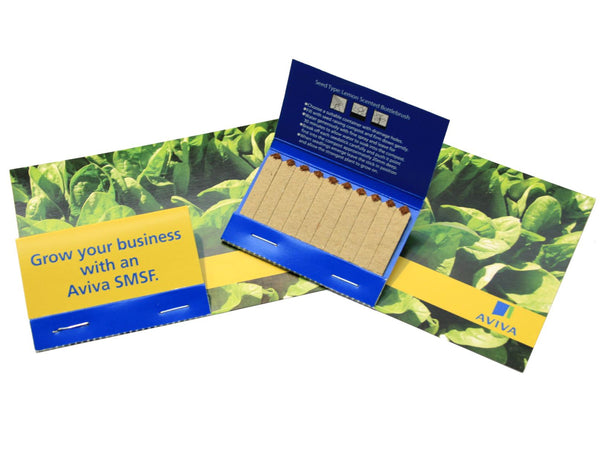 Seedbook Postcard - Promotional Products