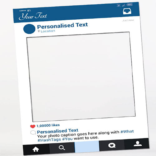 Selfie Frame - Promotional Products