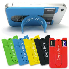 Phone Stand with Card Holder - Promotional Products
